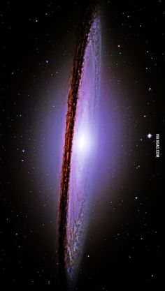 Real photo,28 million light years away - 9GAG
