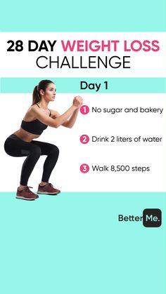 BetterMe: Home Workout & Diet Squat Challenge, Weight Loss Challenge, Weight Loss Transformation, Weight Loss Blogs, Weight Loss Goals, Weight Loss Journey, Workout Videos For Women, Squat Workout, Kids Workout