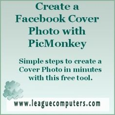 Create a Facebook Cover Photo with PicMonkey