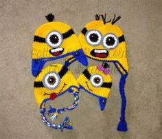 Free minion inspired crochet patterns round up crochet minion hats crochet minion hat pattern free bing images dt1010fo