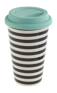 Ceramic travel coffee cup #jcrew