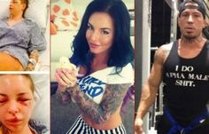 Photos: MMA's War Machine Continues Hiding After Brutal Beating Of Ex Christy Mack!  #christymack #warmachine #MMA #mmanews  #domesticviolence #domesticviolenceawareness #celebrity #celebrities #celebritynews #fighting