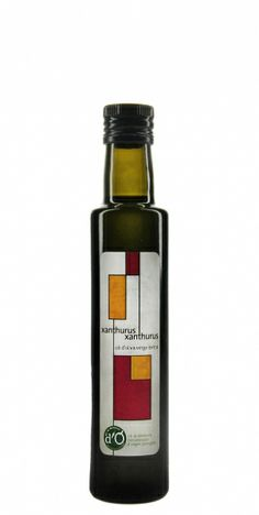 xanthurus Olivenöl verge extra 250ml - lecker!