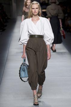 Fendi ready-to-wear spring/summer '16:
