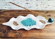 """145 Beğenme, 5 Yorum - Instagram'da Gökşin (@mavish_handmade_ceramics): """"Incense burner Huzur veren renklerde tütsülük  #mavishhandmade #ceramic #ceramics #pinchpot…"""""""