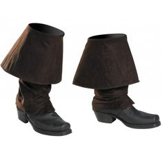 About Costume Shop Jack Sparrow Pirate Boot Covers - Disney Pirates of the Caribbean Jack Sparrow Pirate Boot CoversParlay!Brown pirate boot covers with oversized flap. Available Sizes: One size fits most adults Product Page Caribbean Jacks, Pirates Of The Caribbean, Caribbean Party, Halloween Accessories, Costume Accessories, Top Gun Halloween Costume, Pirate Costumes, Halloween 2014, Pirate Costume Girl