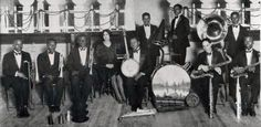 1920s Jazz | 1920s jazz band s formal attire was the inspiration for their name ...