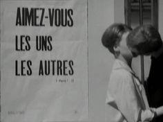 Aimez-vous les uns les autres=Love each other=>Le Petit Soldat (JLG, 1960)