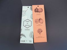 Hint of Spice Furniture Co. by Sherman Chia, via Behance