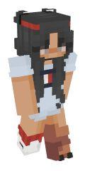 Minecraft Skins Female, Minecraft Skins Aesthetic, Minecraft Girl Skins, Cute Minecraft Houses, Minecraft Stuff, Minecraft Ideas, Skin Mine, Mc Skins, Chibi
