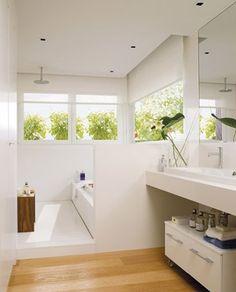 te gustara tener un bao con baera y ducha aun disponiendo de pocos metros puedes conseguirlo con una buena planificacin - Baos Con Baera Y Ducha