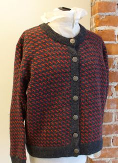 Vintage LL Bean scandinaves Pull Taille L par TheOldBagOnline