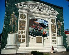 3D Street Artists: Wall Murals
