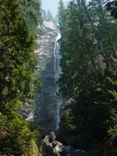 Rainbow Falls at Steheiken, Washington