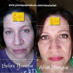 Does your makeup do this? Without Younique I look 46, with Younique 36!! How cool is that!!! I love this product and the company, it's amazing!!! #youniqueproducts #youniquemakeup #loveit #youniquerocks #bestthereis #wannagetlashed #iloveyounique #lips #eyes #face #entrepreneur #MUA #fashionblogger #lovemyjob #gottahaveit #Canada #UnitedStates #UK #Australia #newzealand #mexicoinmay #bestdecisionever #best99bucksieverspent  P.S. actual age...42 :D www.youniqueproducts.com/missrachel
