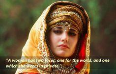 Kingdom of Heaven (2005) Eva Green as Sybilla https://www.facebook.com/Quotes2Reminisce