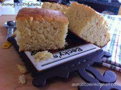 Honey Cornbread / adapted from McFarland's Restaurant