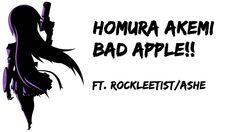 Homura Akemi - Bad Apple!! - Puella Magi Madoka Magica AMV [HUGE SPOILERS]