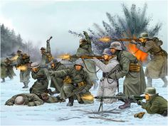 Volksgrenadier Company (Winter)