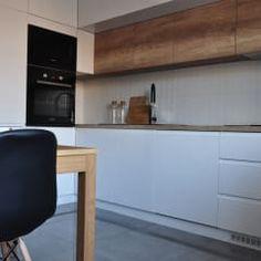 skandinavische Küche von Architekt wnętrz Klaudia Pniak