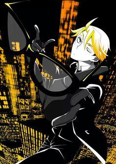 Ronald Knox | Kuroshitsuji - Black Butler #Anime #Manga