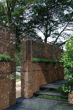 Project: The Sibu Pavillion II   SEKSAN DESIGN - Landscape Architecture and Planning