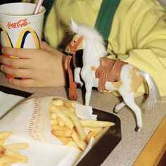 Martin Parr, 1998, Mcdonalds in Thailand. #martinparr