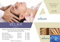Facial Therapy, Hotel Offers, Pedicure, Massage, Spa, Relax, Pedicures, Toe Polish, Massage Therapy