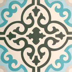 VN Azule 17 Portugese cementtegel van Designtegels.nl