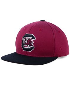 new styles 63303 39d17 Top of the World Boys  South Carolina Gamecocks Maverick Snapback Cap - Red  Adjustable