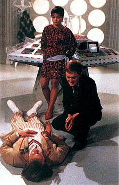 Janet Fielding (Tegan) Peter Davison (Five) Mark Strickson ( Turlough) The Fives Doctors