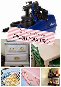 5 Reasons I love my Finish Max Pro | Carissa Miss