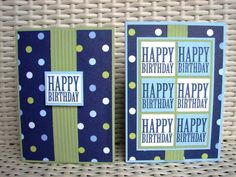 Afterthoughts for Teens by stamp my day - Cards and Paper Crafts at Splitcoaststampers
