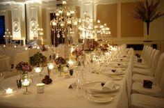 Table setting! Love it!