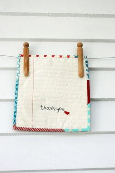 All sizes | a thank you note. | Flickr - Photo Sharing!