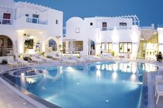 Santorin - Deluxe Hotel La Mer Santorini, Hotels, Best Sellers, Mansions, House Styles, Outdoor Decor, Rocks, The Sea, Air Travel