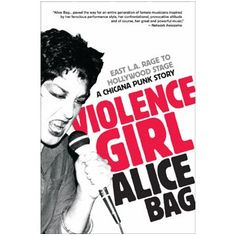 Alicia Armendariz (aka Alice Bag) biography.  Here is a life of many crossed boundaries, from East L.A.'s musica ranchera to Hollywood's punk rock; from a violent male-dominated family to female-dominated transgressive rock bands. Alice's feminist sympathies can be understood by the name of her satiric all-girl early Goth band Castration Squad.