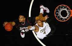 Rashaan Holloway Pictures Atlantic 10 Basketball Tournament ...