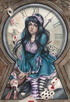 Dark Alice - Scarlet Gothica