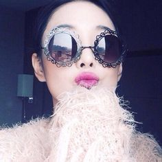 SHARE & Get it FREE | Stylish Hollow Out Sun Shape Sunglasses For WomenFor Fashion Lovers only:80,000+ Items • New Arrivals Daily • Affordable Casual to Chic for Every Occasion Join Sammydress: Get YOUR $50 NOW!