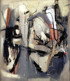 Franz Kline was an American painter mainly associated with the abstract expressionist movement centered around New York in the Franz Kline, Willem De Kooning, Action Painting, Painting & Drawing, Painting Lessons, Art And Illustration, Robert Motherwell, Jackson Pollock, Art Design