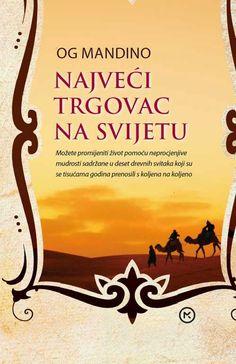 OgMandino Najveci Trgovac Na Svijetu 1 i 2 PDF E-Knjiga Download ~ Besplatne E-Knjige #OgMandino #freeebook