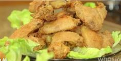 Laila Ali's Oven Fried Chicken