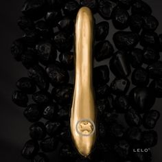 LELO INEZ | Our Luxurious 24K Gold-Plate Vibrator $15,000