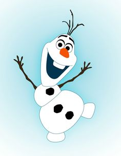 How To Draw Olaf from Disney's Frozen