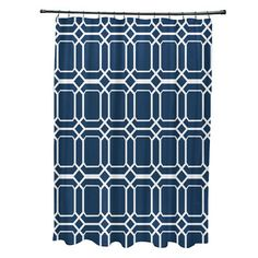 You'll love the Bartow O the Fun Shower Curtain at Wayfair - Great Deals on all Bed & Bath  products with Free Shipping on most stuff, even the big stuff.