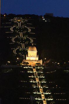 Wonderful Haifa - http://www.travelandtransitions.com/destinations/destination-advice/asia/