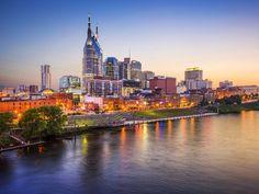 13. Nashville, Tennessee