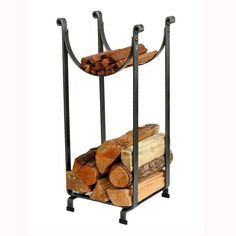 Enclume Sling Indoor Firewood Rack