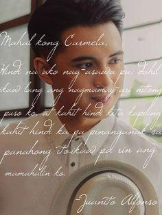 Baybayin, Tagalog Love Quotes, Wattpad Quotes, Cool Anime Girl, I Love You, My Love, Cute Quotes, Filipino, Arctic